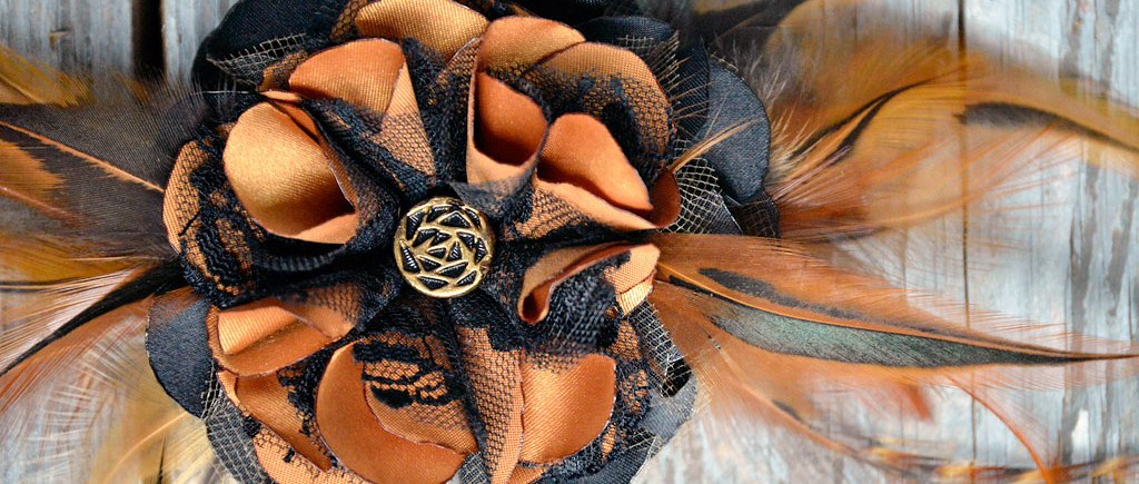 Curry Shayde Fascinator