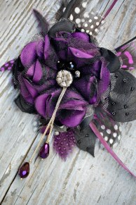 Judy Steele Fascinator by Catfight Craft