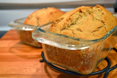 Traditional Banana Bread by Catfight Craft
