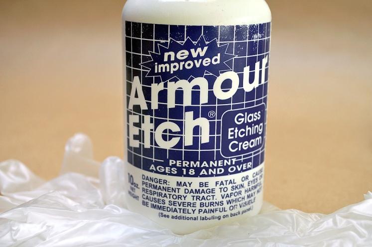 Acid Etched Cream