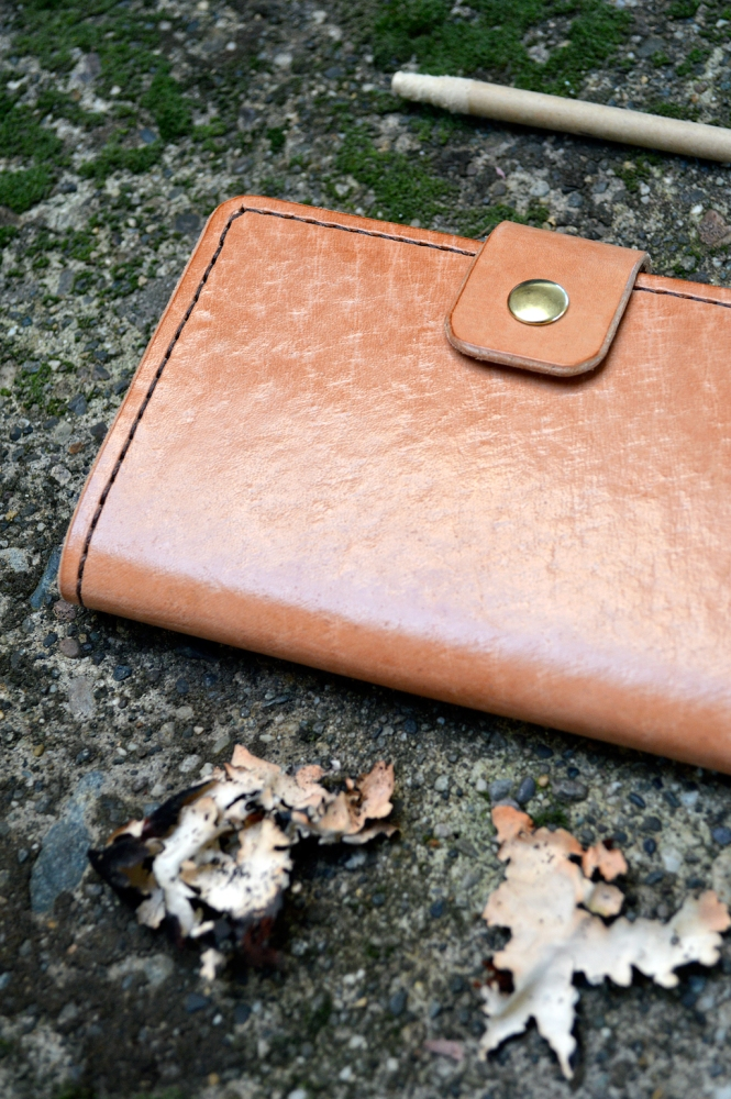 Handmade Leather Journals by Dad (5/6)