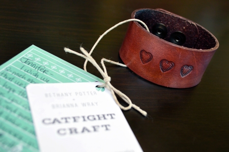 Heart-Trio-Bracelet-Donation-to-Jennifer-Rutledge-from-Catfight-Craft-2