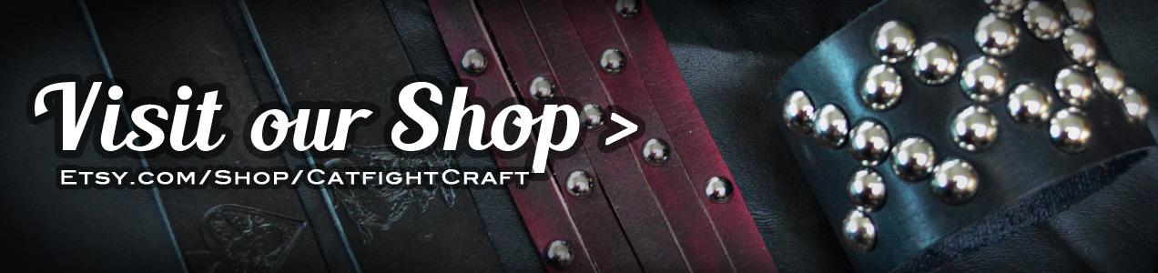 Visit Catfight Craft on Etsy