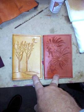 Doug Potter's Handmade Journals