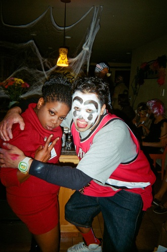 Halloween ICP and Lana 2014