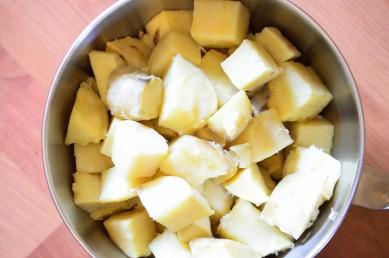 Sweet Potato Pie Potatoes