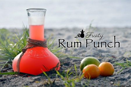 Fruity Rum Punch by Catfight Craft