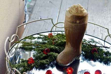 Hot Chocolate Boot