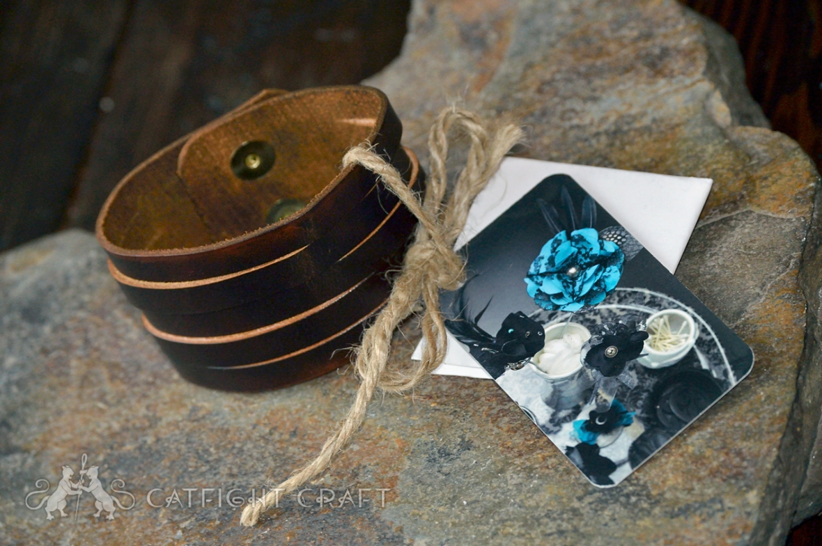 Brown-2inch-Cuff-gets-new-home
