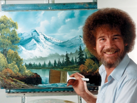 Bob-Ross-Portrait