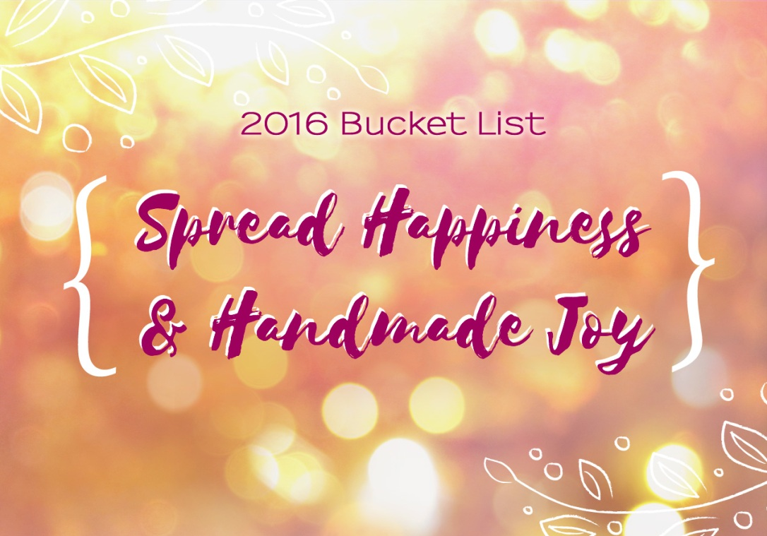 CFC-Bucket-List Spread handmade Joy Graphic